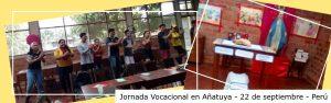 JV Añatuya 2019